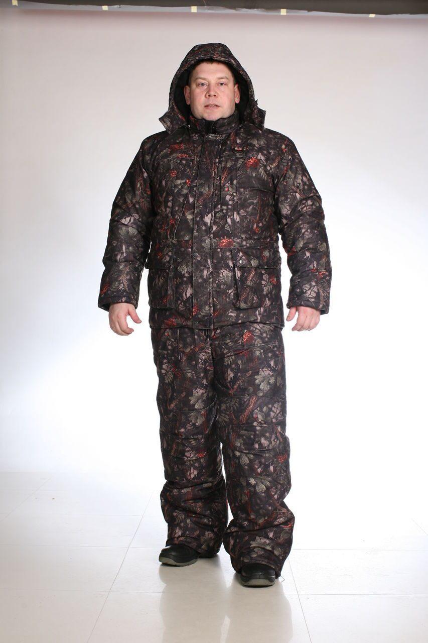 Зимняя одежда на рыбалку
