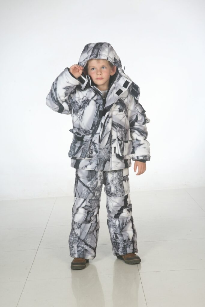 зимняя одежда для детей финляндия