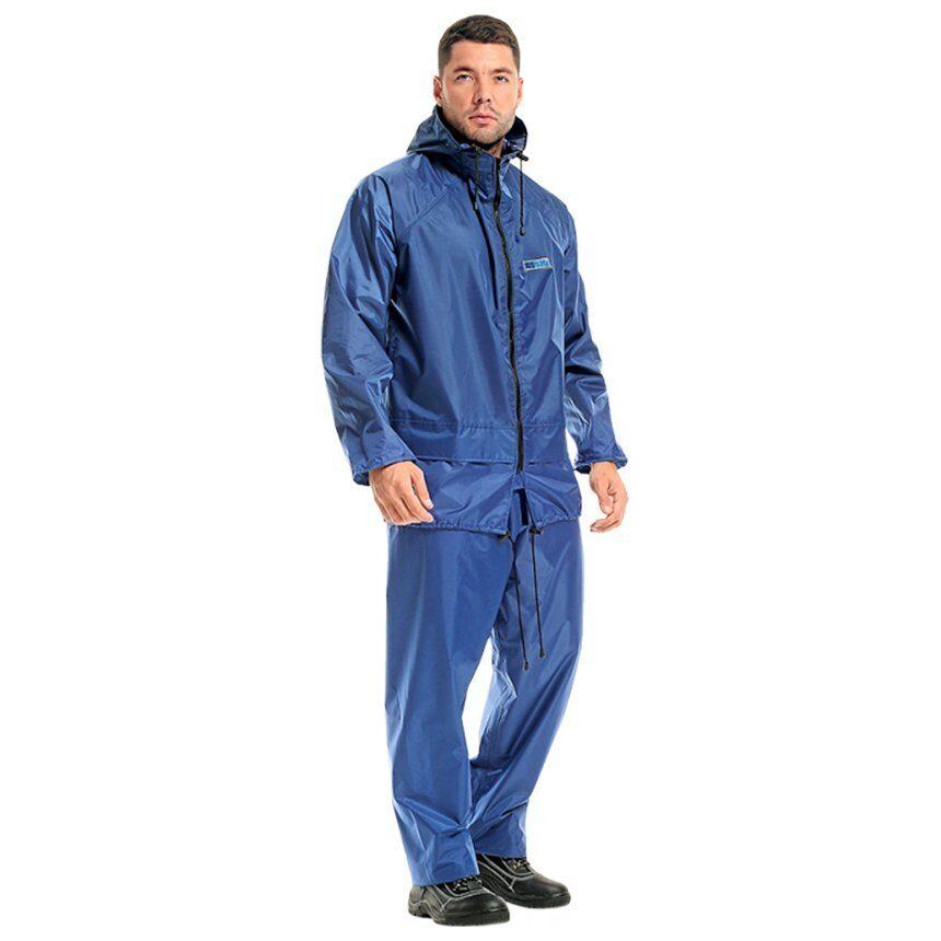 костюм посейдон синий